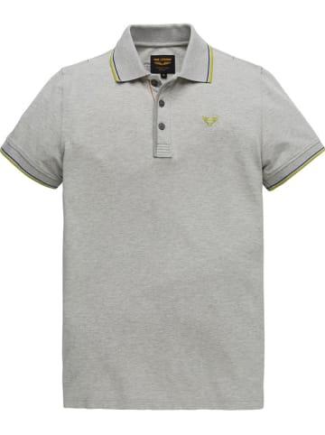 PME Legend Poloshirt grijs