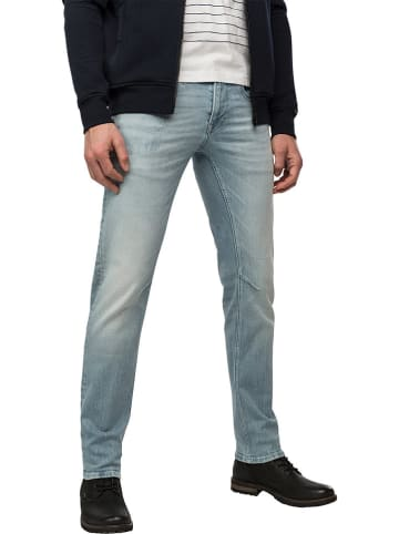 "PME Legend Spijkerbroek ""Skymaster"" - relaxed tapered fit - lichtblauw"