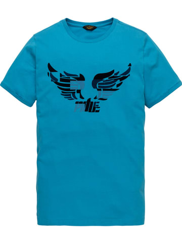 PME Legend Shirt blauw