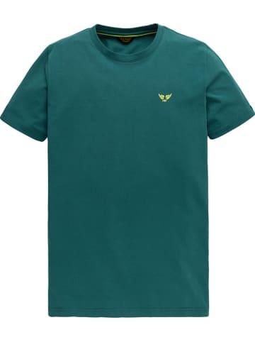 PME Legend Shirt petrol