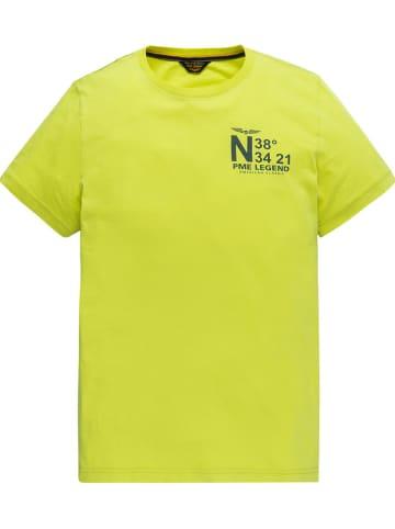 PME Legend Koszulka w kolorze żółtym