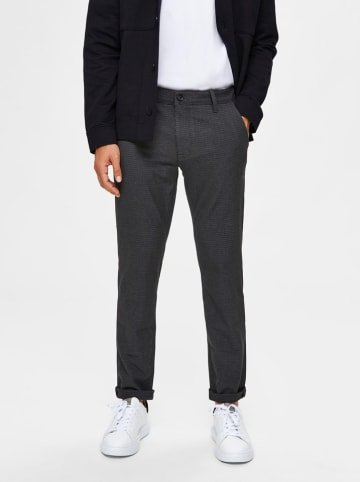 """SELECTED HOMME Chino """"Storm"""" in Schwarz/ Dunkelblau"""