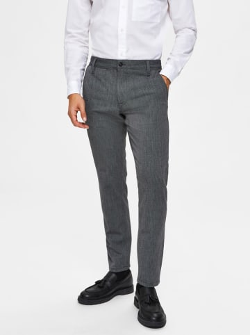 """SELECTED HOMME Chino """"Storm"""" in Grau"""