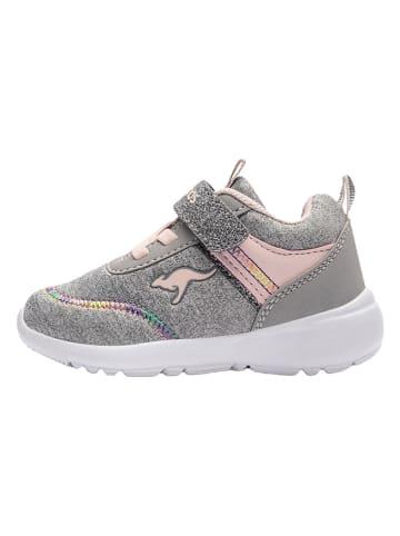 "Kangaroos Sneakers ""KY-Chummy"" grijs"