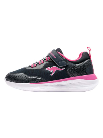 "Kangaroos Sneakers ""KQ-Fleet"" donkerblauw"