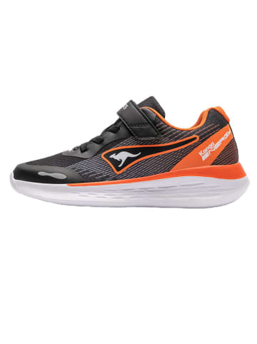 "Kangaroos Sneakers ""KQ-Swift"" in Schwarz"