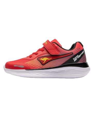 """Kangaroos Sneakers """"KQ-Swift"""" rood"""