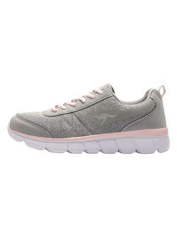 """Kangaroos Sneakers """"KR-REF"""" grijs"""