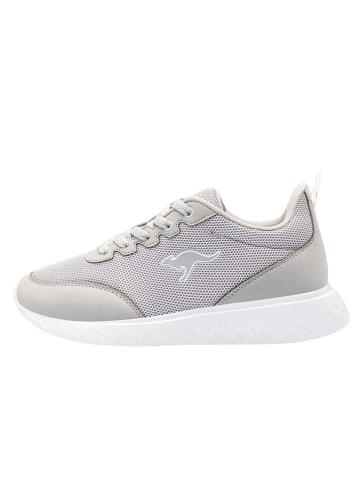 """Kangaroos Sneakers """"K-Act Beal"""" wit"""