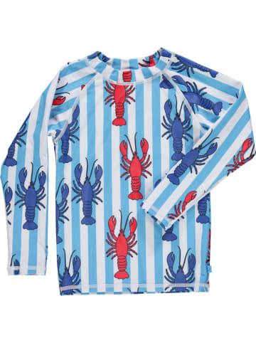 Småfolk Zwemshirt lichtblauw