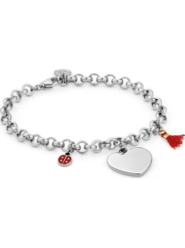 """Nomination Armkette """"Heart"""" mit Anhängern"""