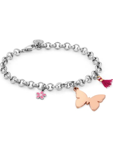 """Nomination Armkette """"Butterfly"""" mit Anhängern"""