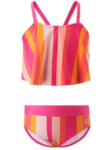 """Reima Bikini """"Honolulu"""" w kolorze różowym"""