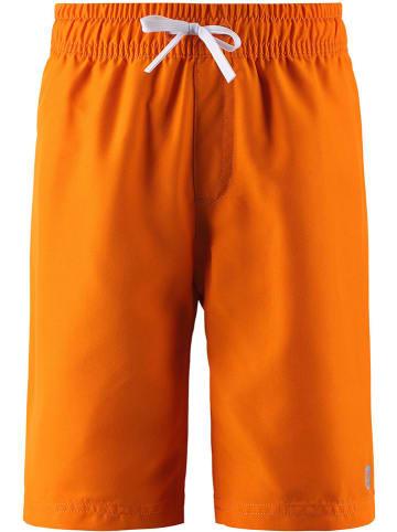 """Reima Szorty kąpielowe """"Cancun"""" w kolorze pomarańczowym"""