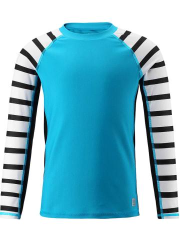 """Reima Koszulka kąpielowa """"Madagaskar"""" w kolorze błękitnym"""