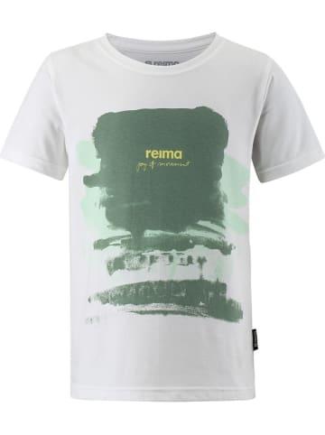 "Reima Shirt ""Aksila"" in Weiß"
