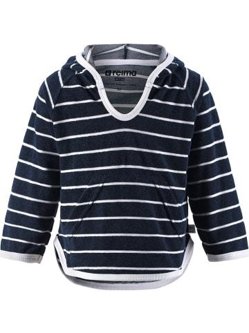 "Reima Sweatshirt ""Dyyni"" donkerblauw"