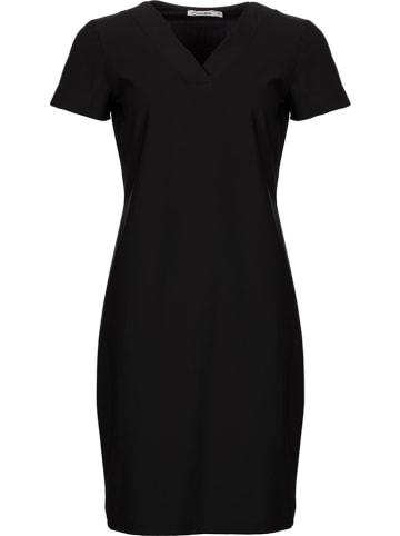 """CadaDIA Sukienka """"Puck"""" w kolorze czarnym"""