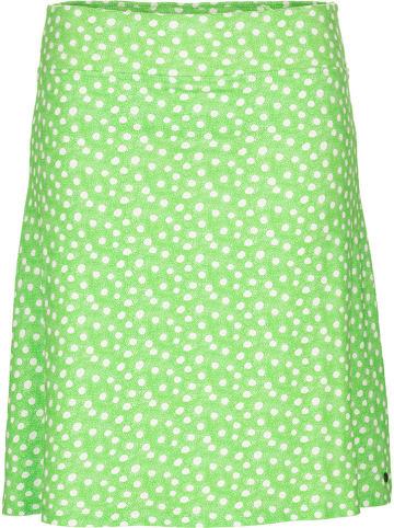 """Nickjean Spódnica """"Carina"""" w kolorze zielonym"""
