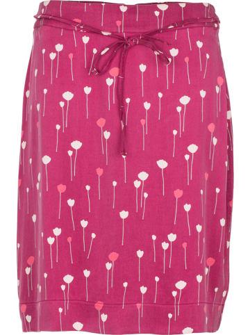 """Nickjean Spódnica """"April"""" w kolorze różowym"""