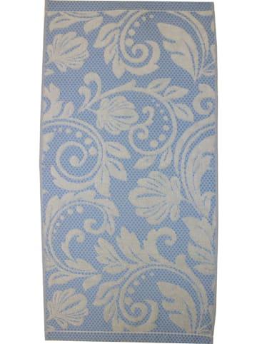 """Lasa Home Ręcznik kąpielowy """"Baltus"""" w kolorze niebieskim"""
