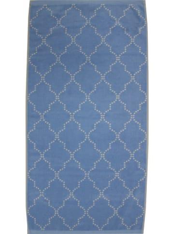 """Lasa Home Ręcznik """"Baltus"""" w kolorze niebieskim do rąk"""