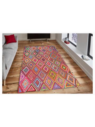 Mioli Katoenen tapijt meerkleurig