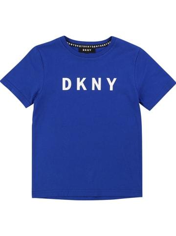 DKNY Shirt in Blau