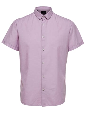 """SELECTED HOMME Hemd """"Classic"""" in Rosa"""
