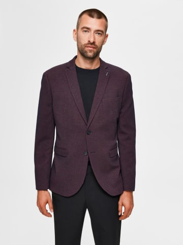 """SELECTED HOMME Colbert """"Paso"""" donkerblauw/rood"""
