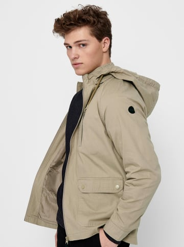 """ONLY & SONS Tussenjas """"James"""" beige"""