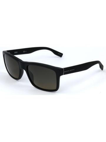 Hugo Boss Heren zonnebril zwart