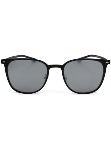"""Hugo Boss Okulary przeciwsłoneczne """" BOSS 1025/F/S"""" w kolorze czarnym"""