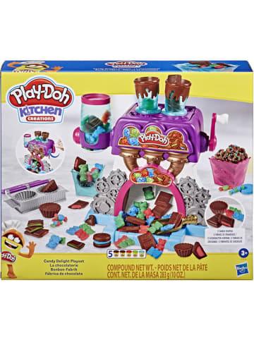 Play-doh Bonbon-Fabrik mit Zubehör - ab 3 Jahren - 283 g