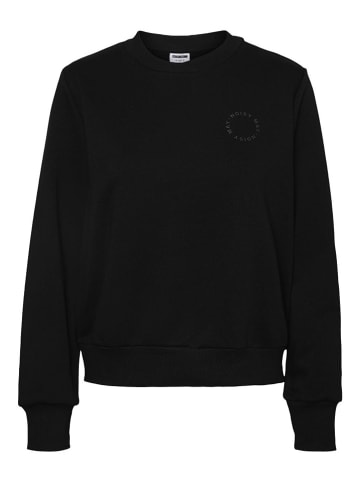 "Noisy may Sweatshirt ""Nmlupa"" zwart"