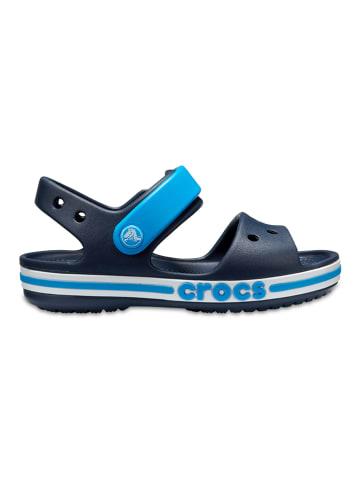 Crocs Sandały w kolorze granatowo-niebieskim