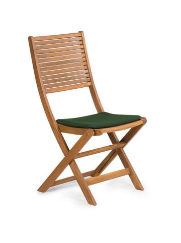 Fieldmann Poduszka w kolorze zielonym na krzesło