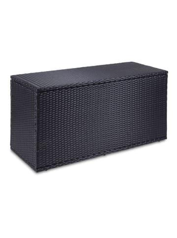 Fieldmann Opbergbox voor tuinkussens zwart - (B)126 x (H)60 x (D)50 cm