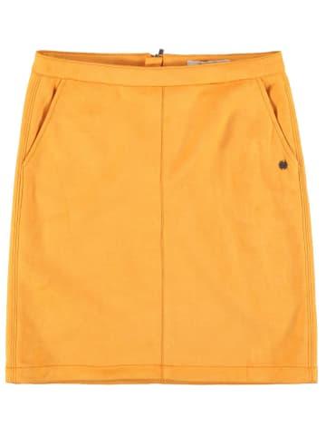 Garcia Spódnica w kolorze żółtym