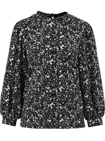 Garcia Bluzka w kolorze czarno-białym