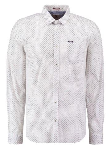 Garcia Koszula - Regular fit - w kolorze białym