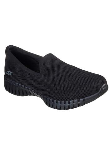 """Skechers Hardloopschoenen """"Go Walk Smart"""" zwart"""