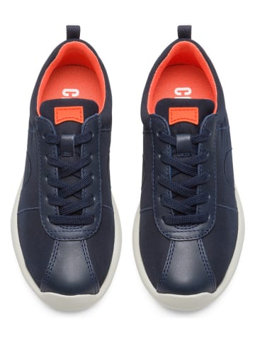 "Camper Sneakers ""Driftie"" donkerblauw"