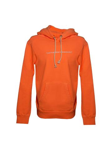 Diesel Clothes Bluza w kolorze pomarańczowym