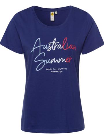 Roadsign Koszulka w kolorze granatowym
