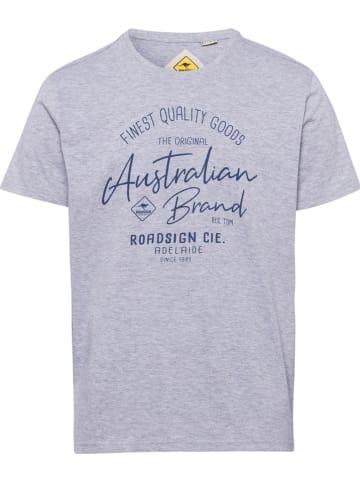 Roadsign Koszulka w kolorze szarym