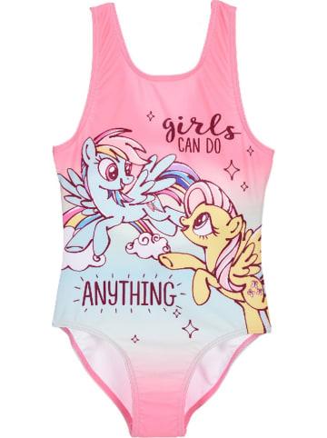 """My Little Pony Strój kąpielowy """"My Little Pony"""" w kolorze jasnoróżowym"""