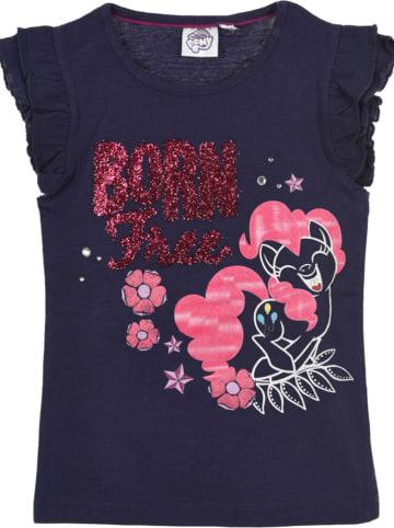 "My Little Pony Shirt ""My Little Pony"" donkerblauw"
