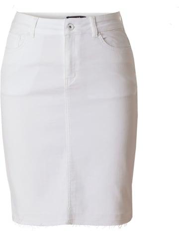 """Yesta Spódnica """"Jennah"""" w kolorze białym"""