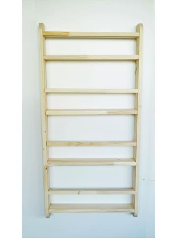 """Woody Kid Store Regał ścienny """"Montessori"""" - 85 x 95 x 11,8 cm"""